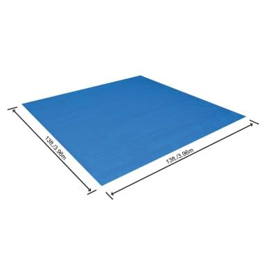 Bestway Tapis de sol pour piscine Flowclear 396x396 cm[6/7]