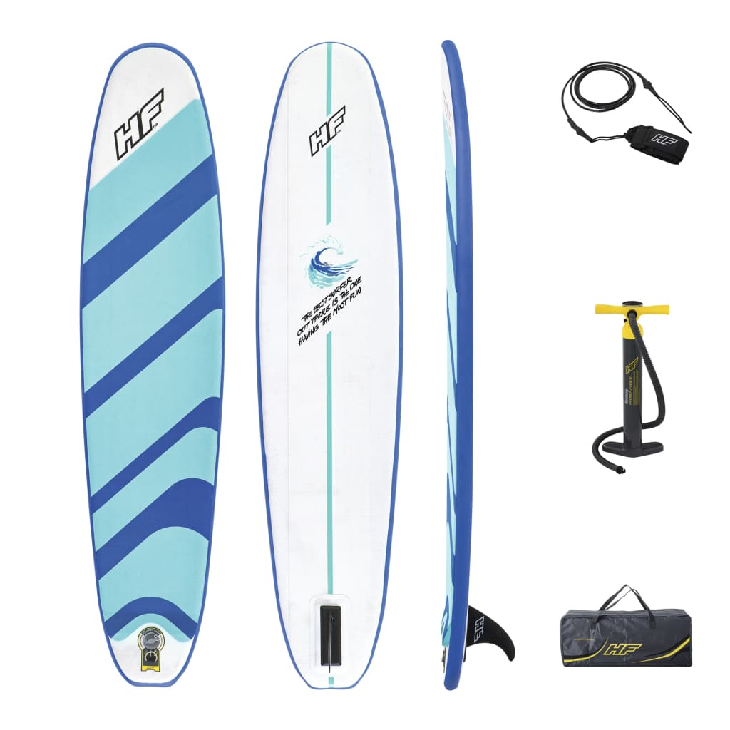 Bestway Placă de surf gonflabilă Hydro-Force, 243 x 57 x 7 cm imagine vidaxl.ro