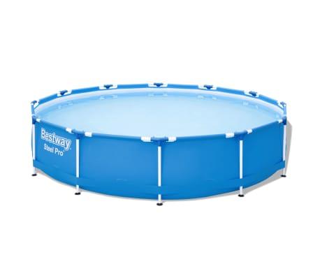 Bestway Swimming Pool Steel Pro Frame 366x76 cm