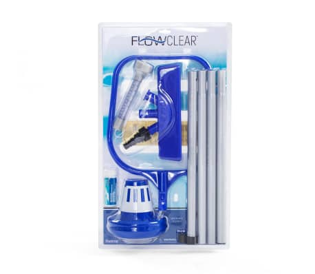 Bestway Kit d'entretien de piscine hors sol Flowclear[5/6]