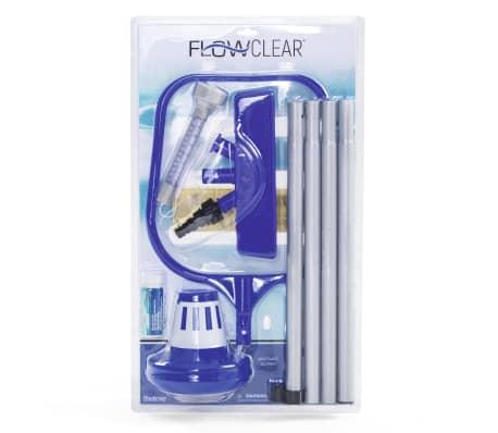 Bestway Kit d'entretien de piscine hors sol Flowclear[6/6]