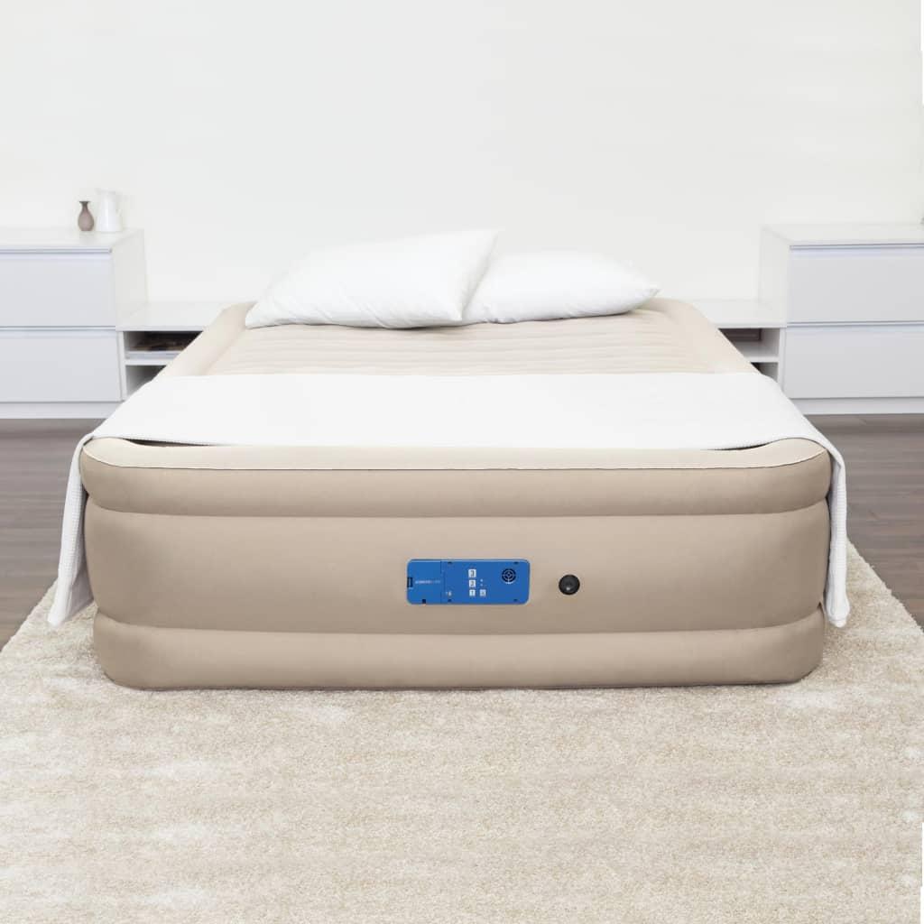 Bestway AlwayzAire felfújható matrac beépített pumpával 203x152x51 cm