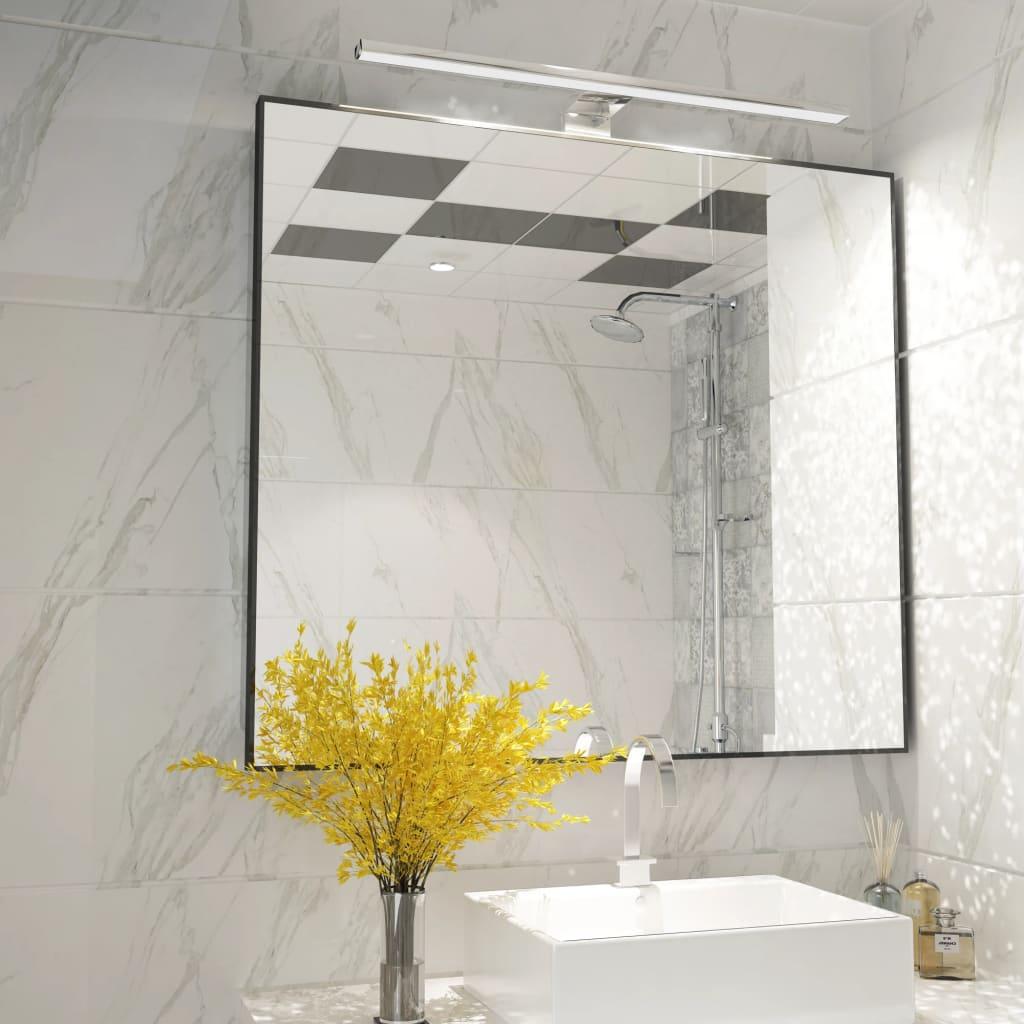 Comwinkel Spiegellampen 4 st 8 W koud wit
