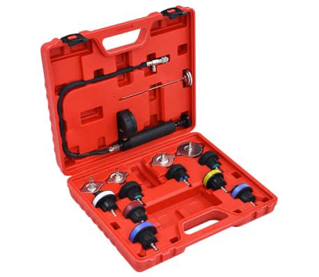 vidaXL 14 Piece Cooling System & Radiator Cap Pressure Tester