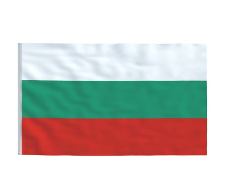 vidaXL Steag Bulgaria, 90 x 150 cm