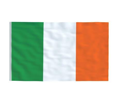 vidaXL Steag Irlanda, 90 x 150 cm