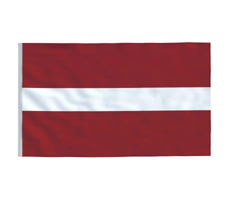 vidaXL Steag Letonia, 90 x 150 cm