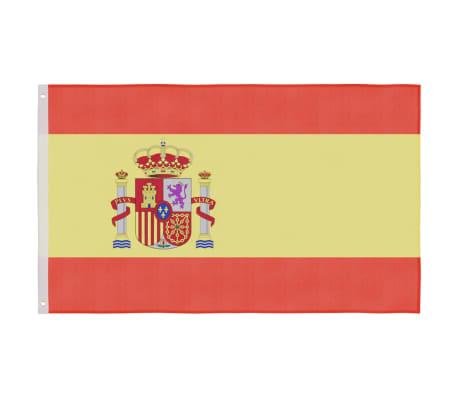 vidaXL Steag Spania, 90 x 150 cm