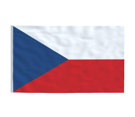 vidaXL Steag Cehia, 90 x 150 cm