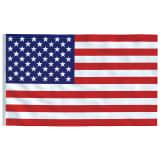 vidaXL Vlag Verenigde Staten 90x150 cm