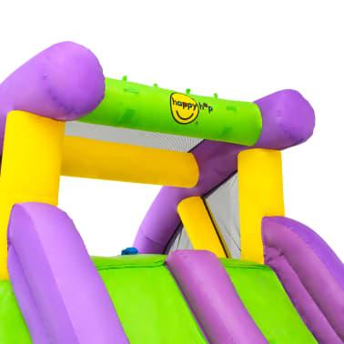 Happy Hop Toboggan à eau gonflable avec pataugeoire 600x215x255 cm PVC[6/10]