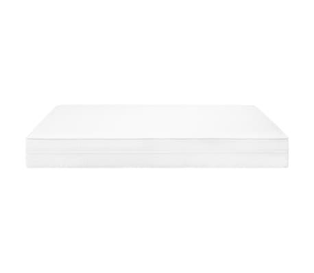 vidaXL Vaikiška lova policijos automobilis, Memory čiužinys, 90x200cm[12/20]