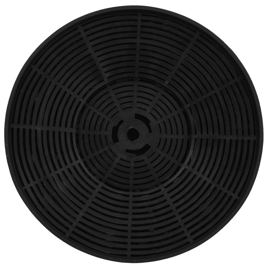 Uhlíkové filtry do digestoře 2 ks 175 x 30 mm
