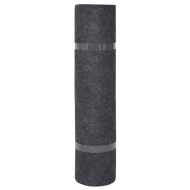 vidaXL Tapis strié pour exposition 1,6x10 m Anthracite[2/3]