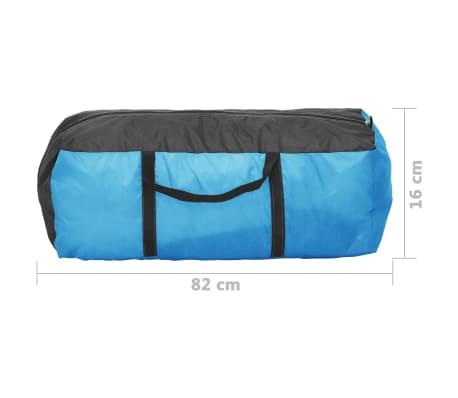 Handla vidaXL Pop up campingtält 2 3 personer 240x210x140 cm