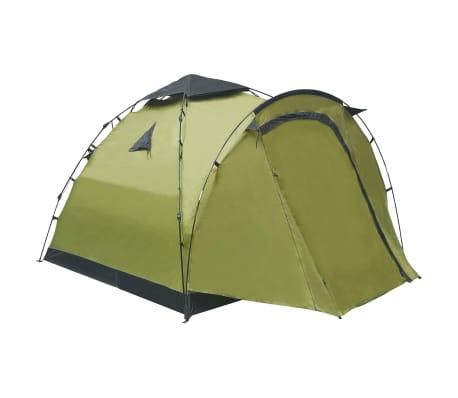 vidaXL Tent pop-up 3-persoons groen
