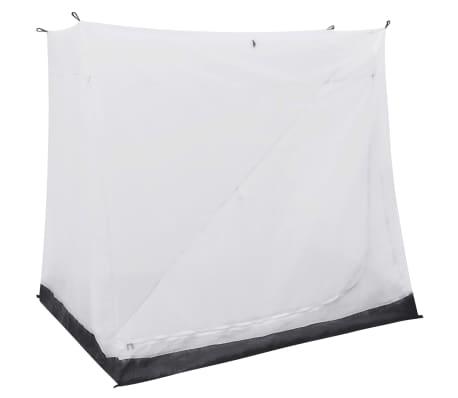 vidaXL Tente universelle d'intérieur Gris 200x180x175 cm