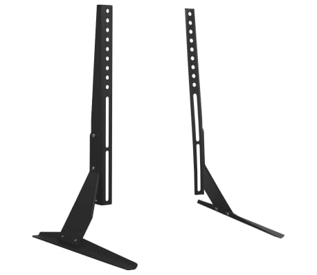 "vidaXL Universal Tabletop TV Stand Base 2 pcs 32""-70"""