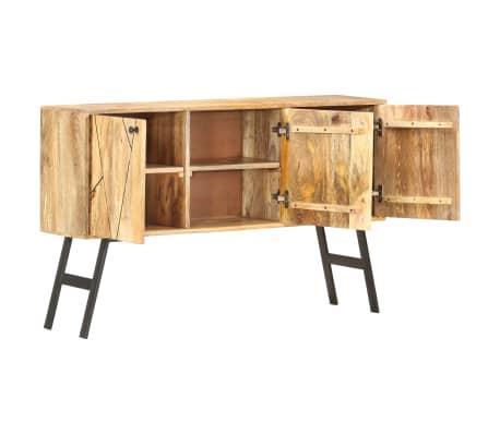 vidaXL Solid Mango Wood Sideboard Storage Table Cabinet Furniture Multi Models