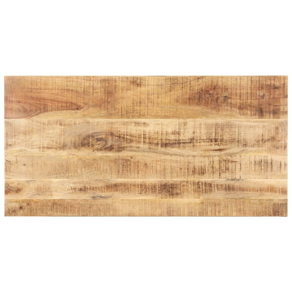 vidaXL Blat de masă, 100x60 cm, lemn masiv mango, 15-16 mm vidaxl.ro