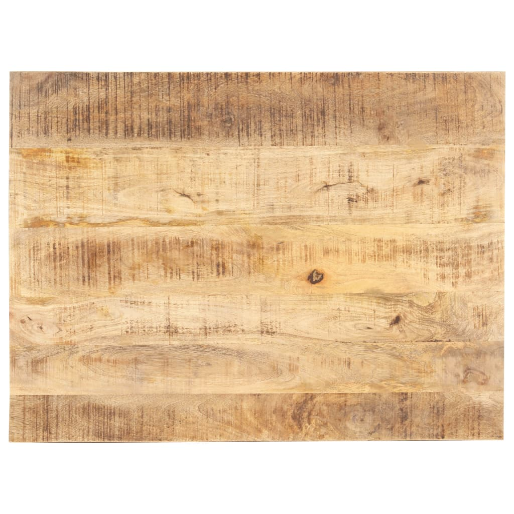 vidaXL Blat de masă, 80x70 cm, lemn masiv mango, 15-16 mm imagine vidaxl.ro