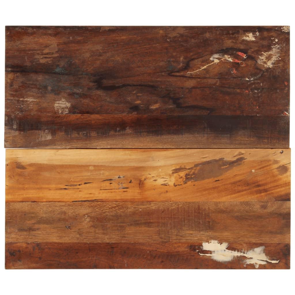 vidaXL Blat masă dreptunghiular 60x70 cm lemn masiv reciclat 15-16 mm vidaxl.ro