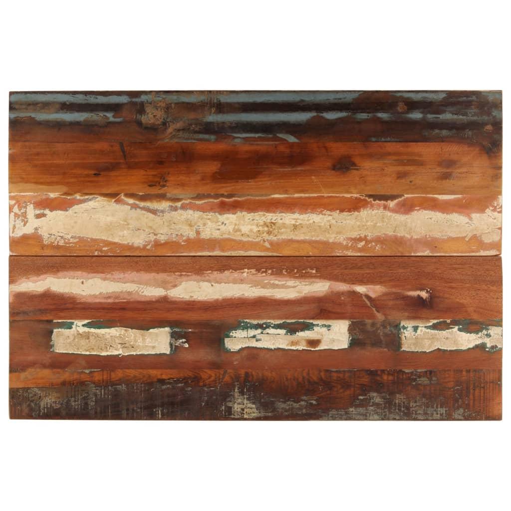vidaXL Blat masă dreptunghiular 60x90 cm lemn masiv reciclat 15-16 mm vidaxl.ro