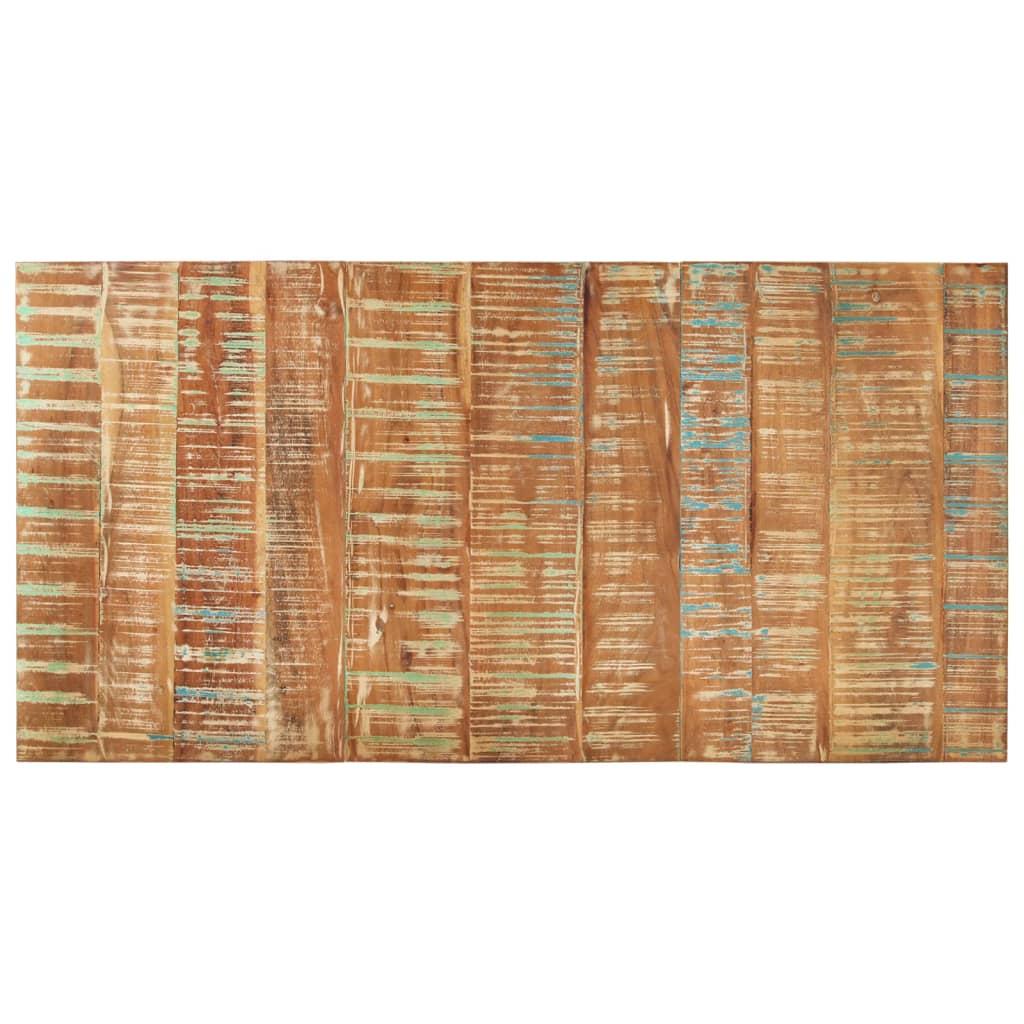 vidaXL Blat masă dreptunghiular 60x120 cm lemn masiv reciclat 15-16 mm vidaxl.ro