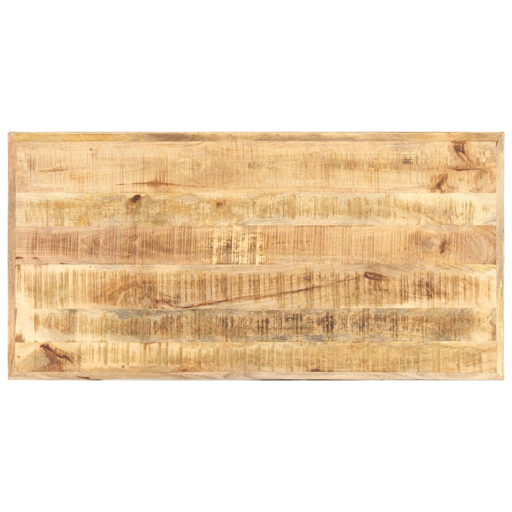 vidaXL Blat de masă, 120 x 60 cm, lemn masiv de mango, 16 mm poza vidaxl.ro