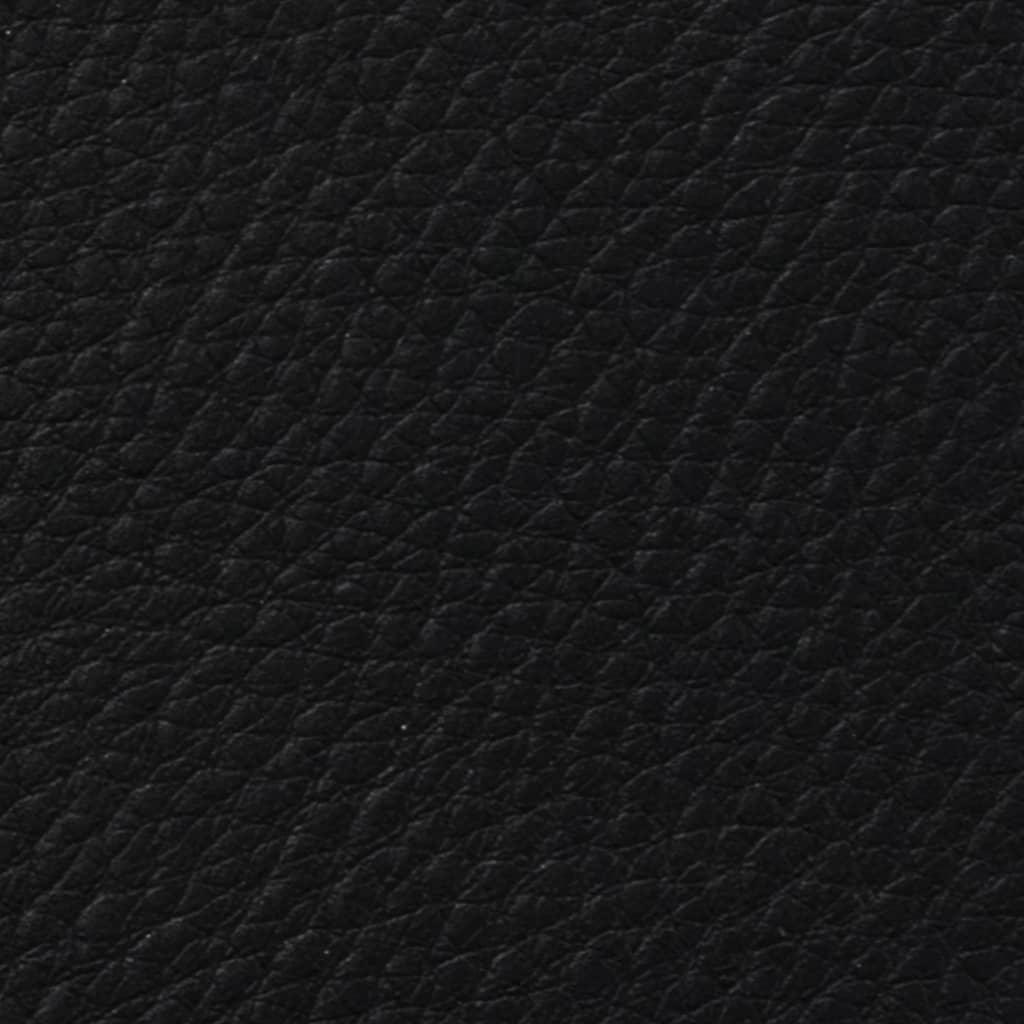 vidaXL Eetkamerstoelen 2 st gebogen hout en kunstleer