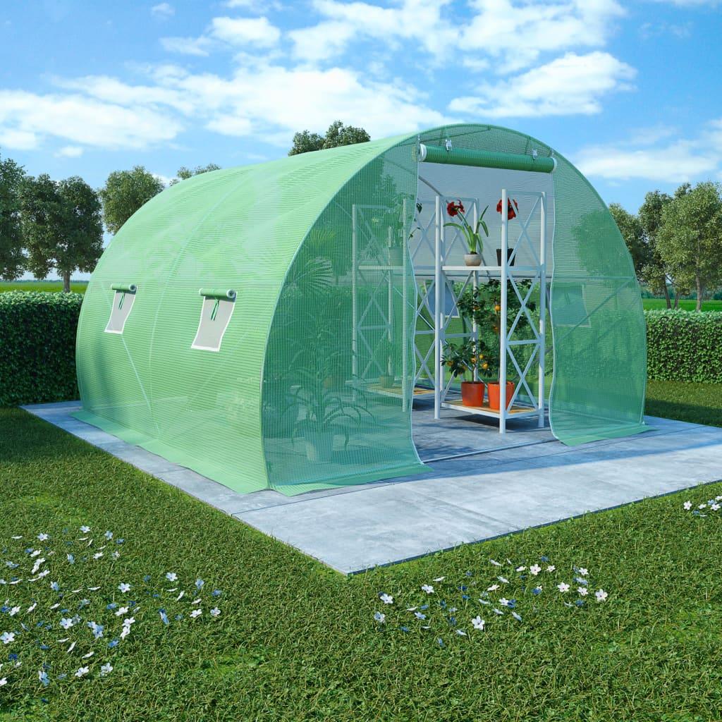 Fóliovník 6 m² 3 x 2 x 2 m
