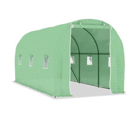 vidaXL Greenhouse 9 m² 4.5x2x2 m