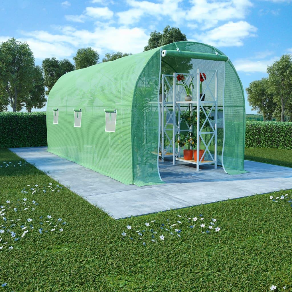 Fóliovník 9 m² 4,5 x 2 x 2 m