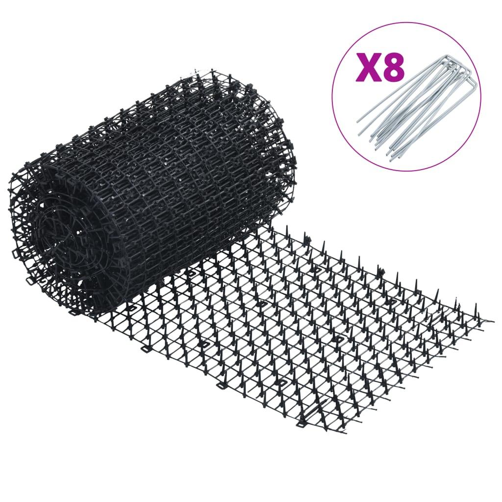 vidaXL Covor antidăunători, 400 x 30 cm, PP poza 2021 vidaXL