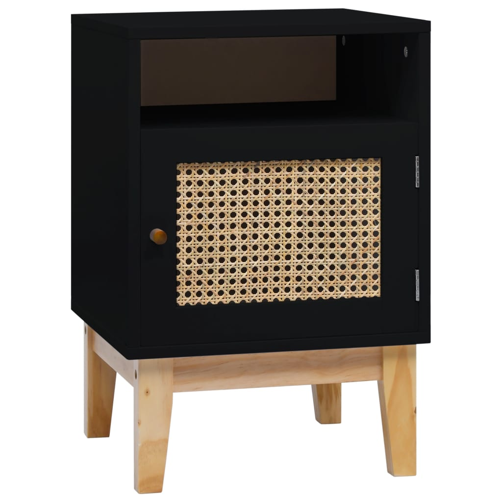 This striking bedside cabinet is undoubtedly the focal point of your living space! It can also be used as a telephone stand next to your sofa.