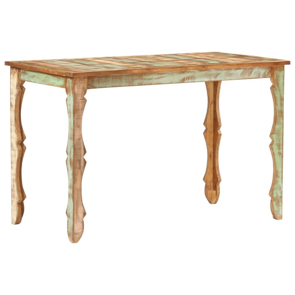 Dieser elegante Esstisch ist eine markante Ergänzung für Ihre Küche oder Ihr Esszimmer.