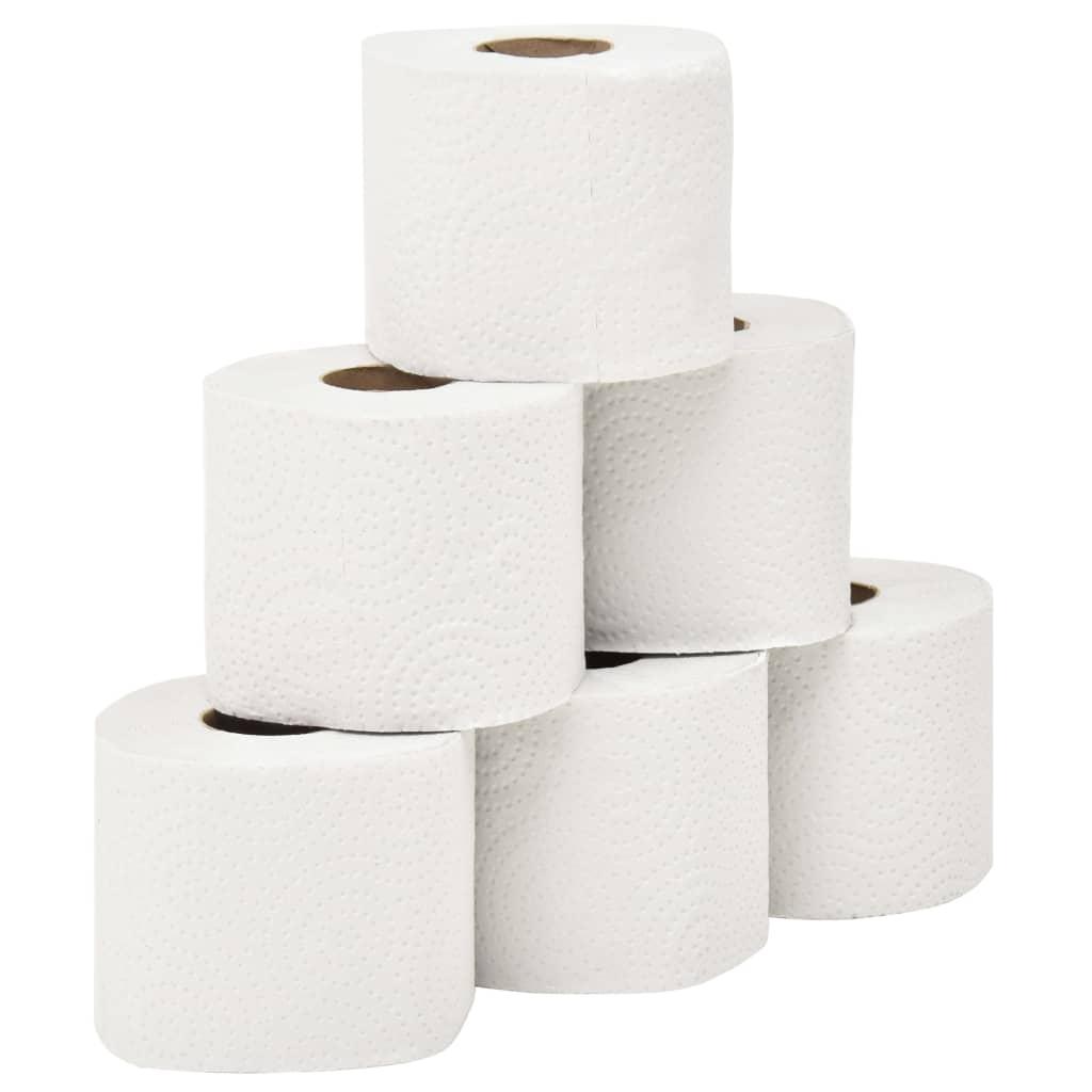 vidaXL 2vrstvý vzorovaný toaletní papír 128 rolí 250 útržků
