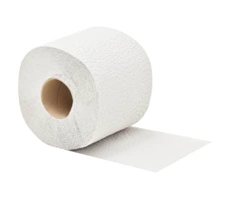 vidaXL 2-lagiges Geprägtes Toilettenpapier 128 Rollen 250 Blätter[4/5]