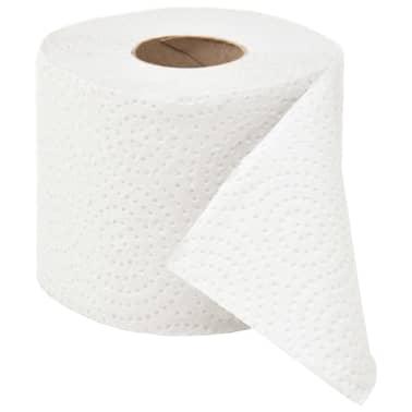 vidaXL 2-lagiges Geprägtes Toilettenpapier 128 Rollen 250 Blätter[3/5]