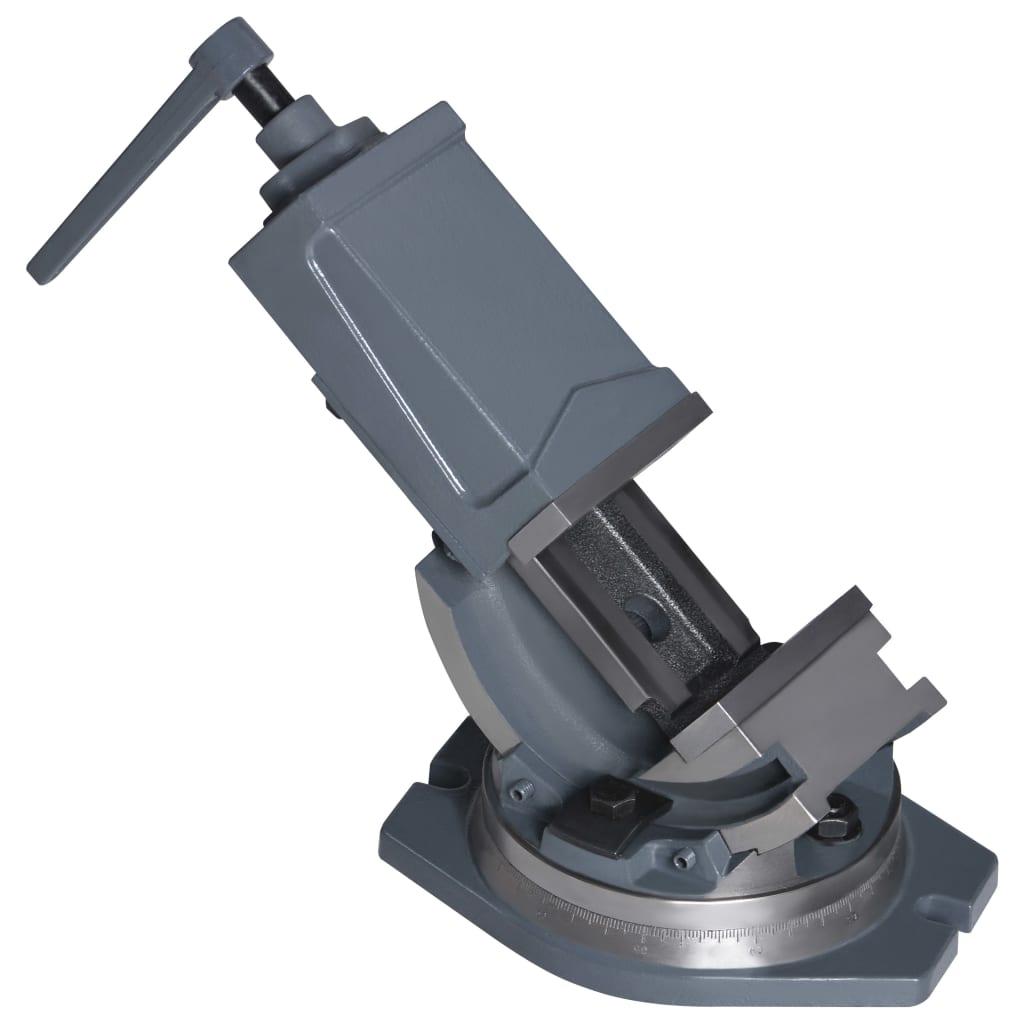 Sklopno-otočný svěrák 100 mm