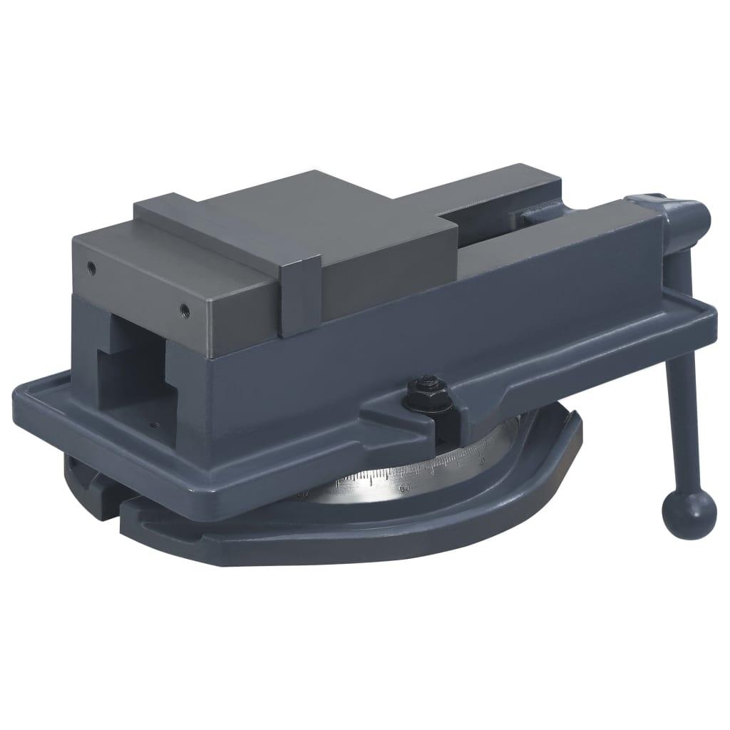 Otočný strojní svěrák litina 85 mm