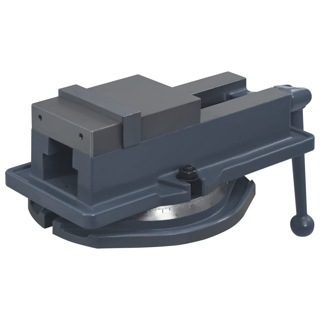 Otočný strojní svěrák litina 100 mm