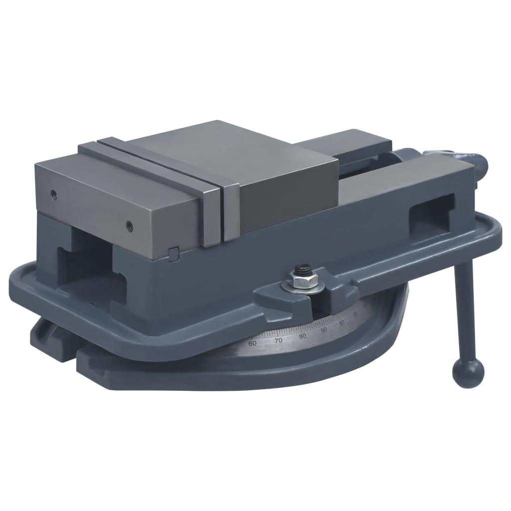 Otočný strojní svěrák litina 160 mm