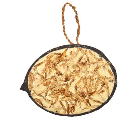 vidaXL Vogelvoer gevulde halve kokosnoten 10 st 290 g[6/7]