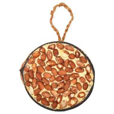 vidaXL Vogelvoer gevulde halve kokosnoten 10 st 290 g[3/7]