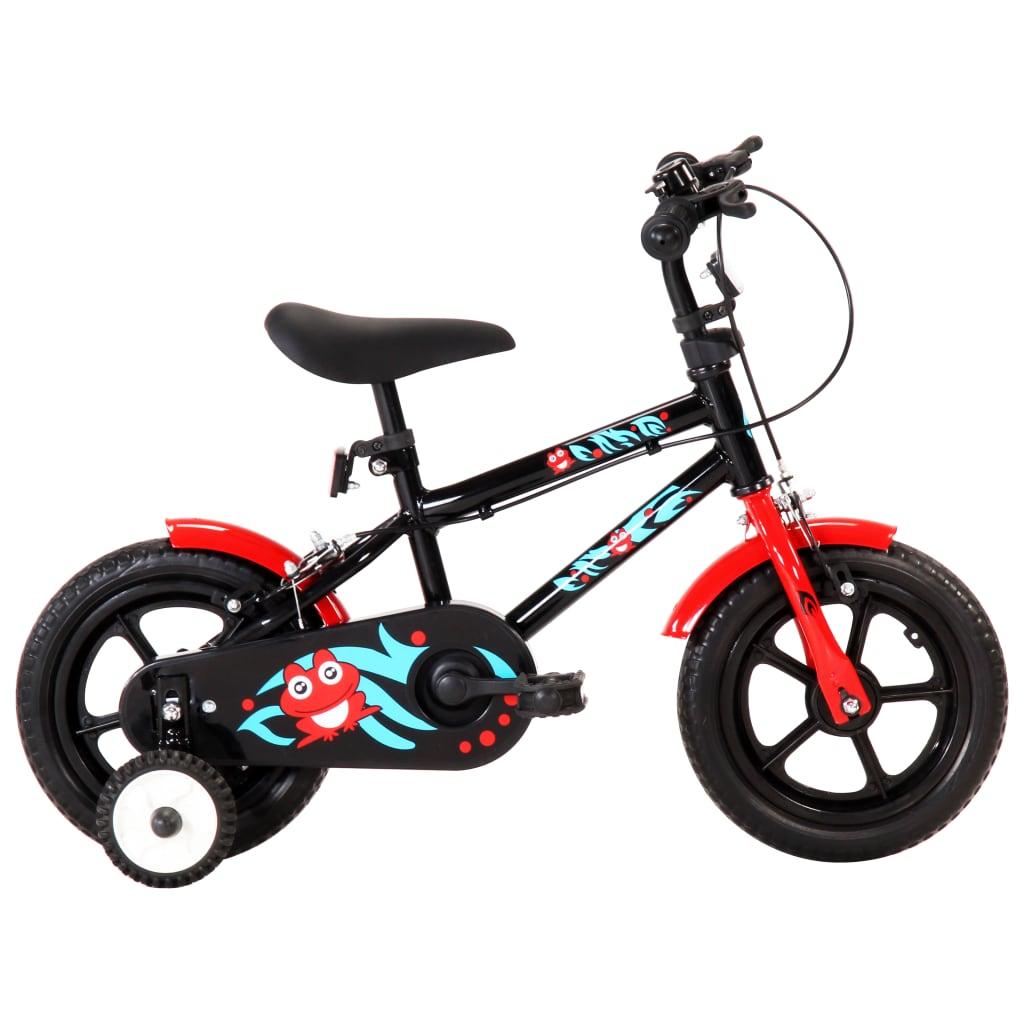Laste jalgratas 12'', must j..