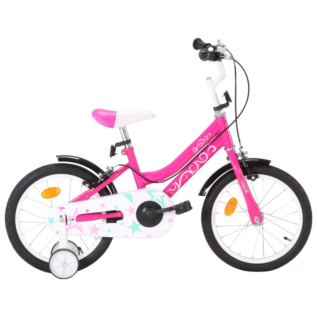 Laste jalgratas 16'', must j..