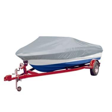 vidaXL Valčių uždang., 2vnt., pilkos sp., 427-488cm ilg., 229cm ploč.[2/6]