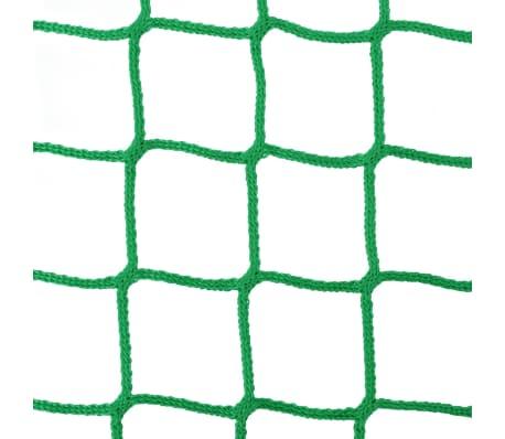 vidaXL Tinklai šienui, 4 vnt., 0,9x1,5 m, PP, kvadratiniai (2x142134)[3/4]