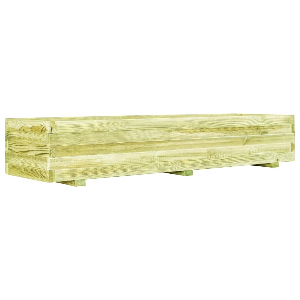 Köögiviljapeenar, immutatud männipuit, 150 cm